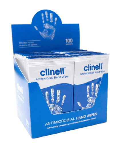 Antimicrobial Hand Wipes