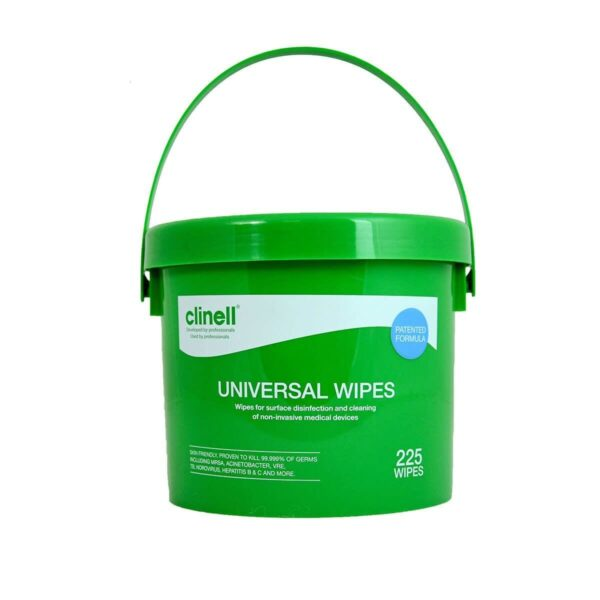 Universal Wipes,225 Bucket