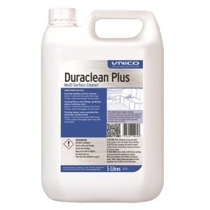 Duraclean Plus hard surface cleaner