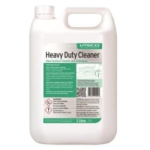 Unico Heavy Duty Cleaner 5L