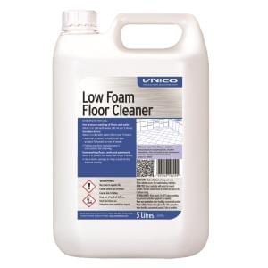 Unico Low Foam Floor Cleaner
