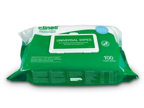 Universal Wipes 100