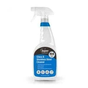 Glass & Stainless Steel Cleaner Trigger