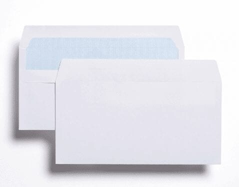 Wallet Envelope DL Self Seal PK1000