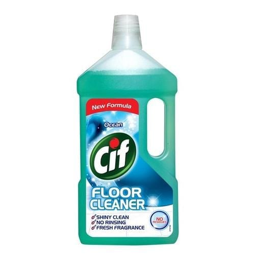 Cif Floor Cleaner Ocean 1 Litre