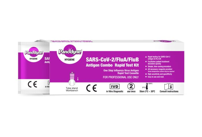Antigen and Influenza Combo Rapid Test Kit