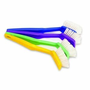 Duzzit Washing Up Dish Brushes 4 Pack