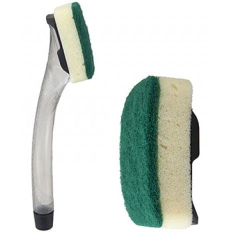 Fazee 2 Clean Washing Up Wand with Scourer Replaceable Head 2