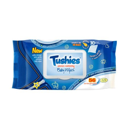 Tushies Premium with LID – 56s