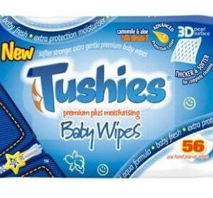 Tushies Baby Wipes