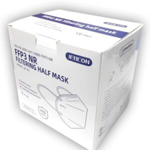 FFP3 NR - Flat Filtering Half Mask (Pack of 20)