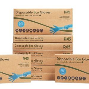 Recyclable disposable gloves
