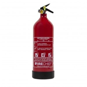 FIRECHIEF F-PLUS FOAM FIRE EXTINGUISHERS The Firechief range of products set the standard for those who are seeking competitively priced superior quality, UK approved fire safety products. Firechief products carry a range of accreditations and carry the CE mark. • Seamless aluminium body • Lever operated valve • Corrosion resistant finish • Extinguishing agent water with retardant +AFFF • Reinforced rubber hose with pressure connections • Spray nozzle • Zinc plated bracket (on FABF6) • 5 Year Guarantee