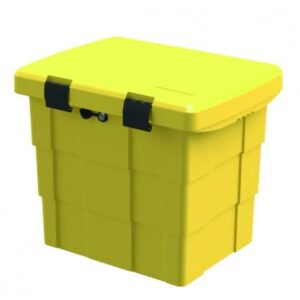 FIRECHIEF Injection Moulded 108L Grit Storage Bin