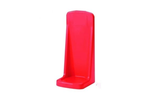 ROTATIONALLY MOULDED EXTINGUISHER STAND