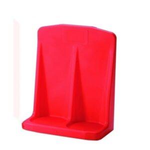 ROTATIONALLY MOULDED EXTINGUISHER STAND - DOUBLE