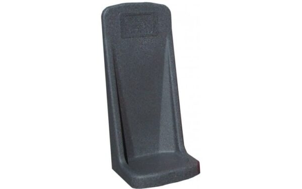 ROTATIONALLY MOULDED EXTINGUISHER STAND - SINGLE (GREY)