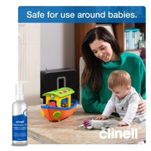 Clinell Antimicrobial hand and surface spray (non alcohol)