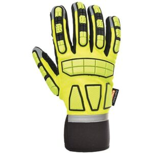 A725 - Safety Impact Glove Lined