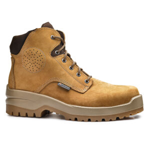 Camel Top Safety Boot