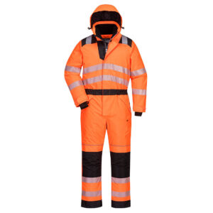 PW352 - PW3 Hi-Vis Winter Coverall