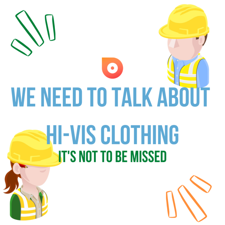 We need to talk about Hi-Vis clothing square rapid fire supplies blog