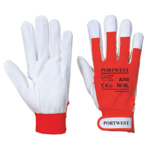 A250 - Tergsus Glove Red