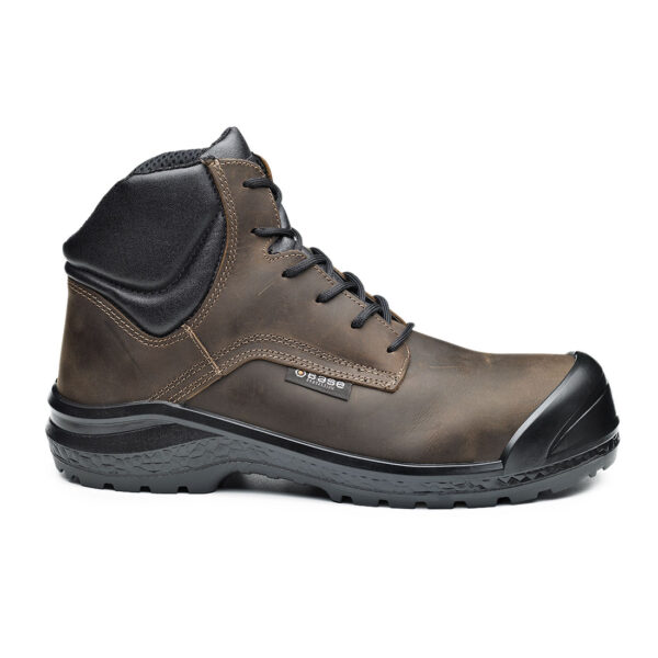 Be-Browny Top Safety Boot