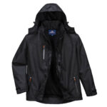 S555 - Outcoach Jacket This high performance jacket offers maximum waterproof, windproof and breathable protection for year round performance.