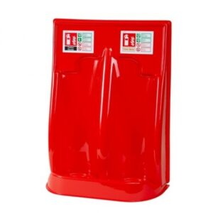 image of a Fire Extinguisher Stand Double