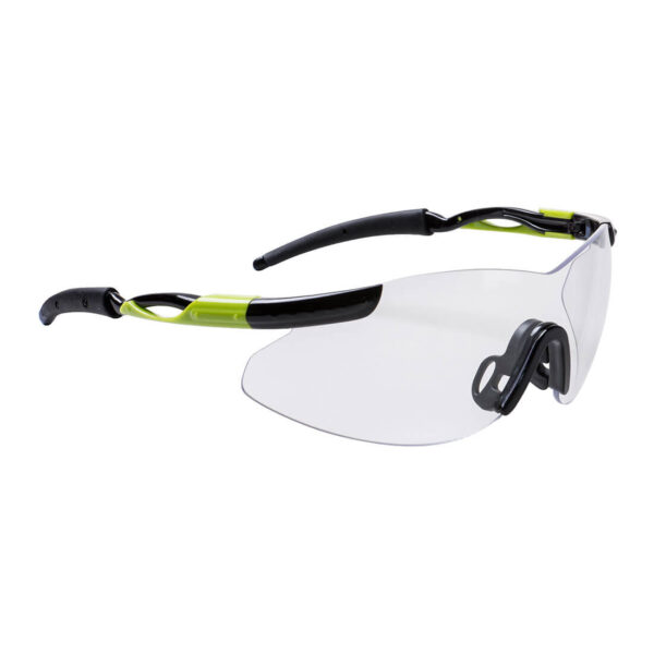 Picture of the stunning PS07 Saint Louis Safety Glasses - clear lens