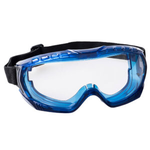 PW25 Ultra Vista Safety Goggle Unvented