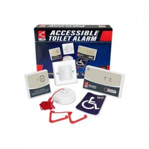 Rapid Disabled Persons Toilet Alarm Kit