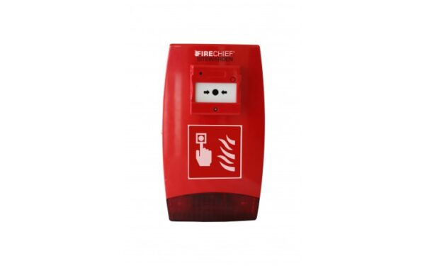 Image of a Site Warden SE Call Point Site Alarm
